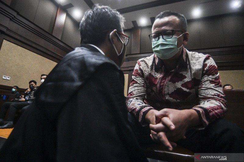 Sidang lanjutan Edhy Prabowo