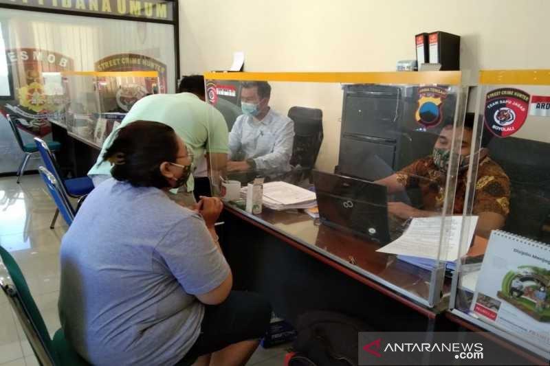 Polres Boyolali tangkap pelaku kasus penipuan berkedok investasi batik