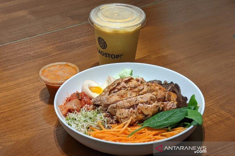 Saladstop! sajikan menu berbau Korea dan umumkan sertifikasi halal MUI