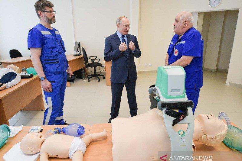 Biden yakin dapat segera bertemu Presiden Rusia Vladimir Putin