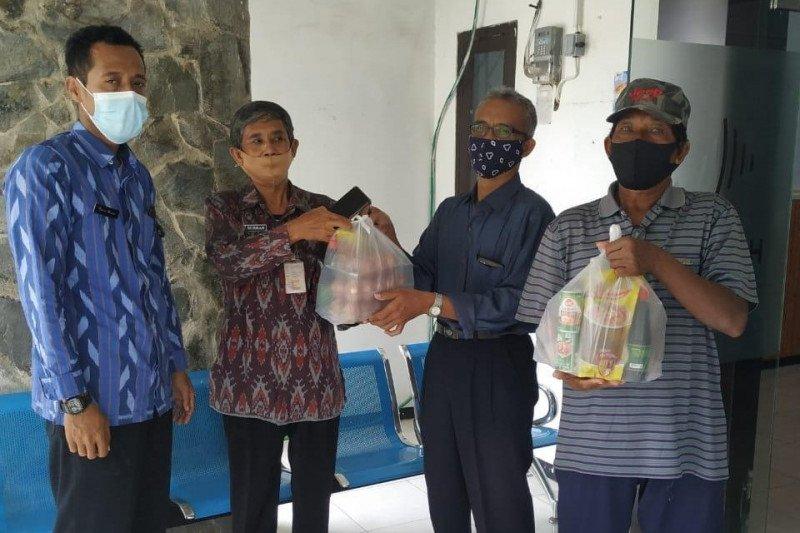 Pemkot Kediri lanjutkan penyaluran sembako untuk warga isolasi mandiri