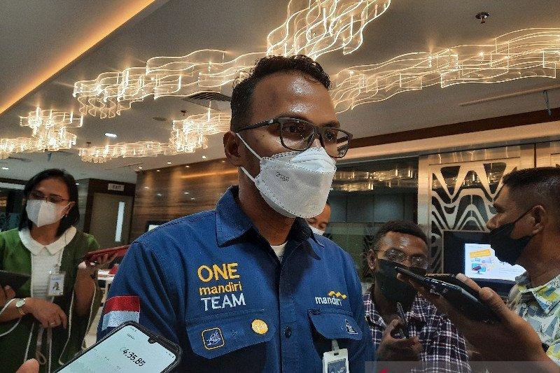 Bank Mandiri Papua sebut 1.053 karyawan telah divaksinasi COVID-19