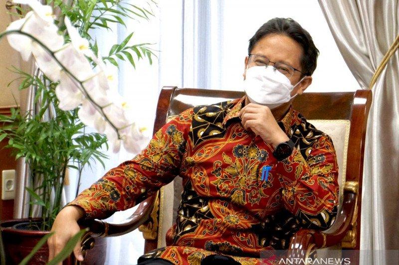 Indonesia berupaya untuk memvaksinasi satu juta orang pada bulan Juni