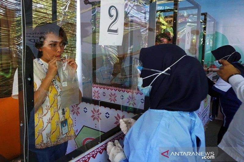 Bandara Lombok NTB mulai berlakukan tes GeNose C19