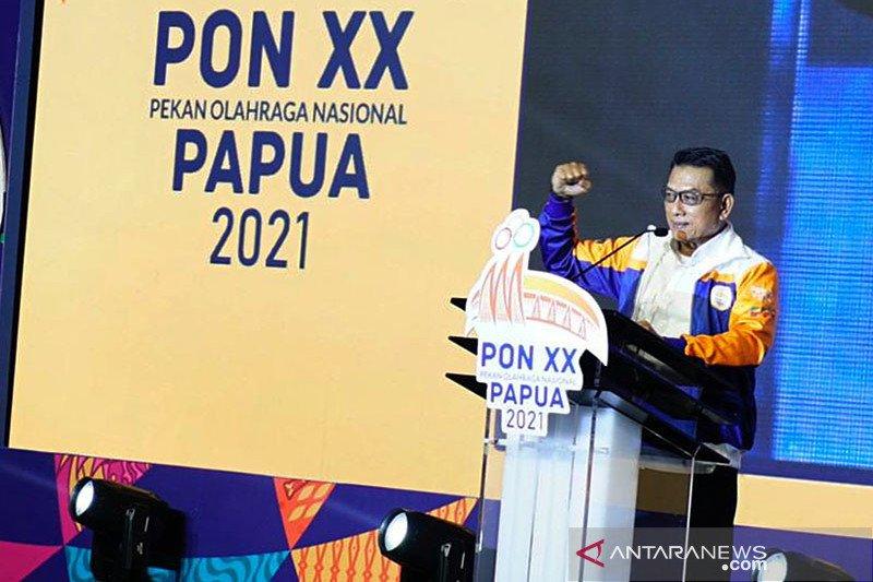 KSP: PON Papua bukti komitmen pembangunan Indonesia-sentris