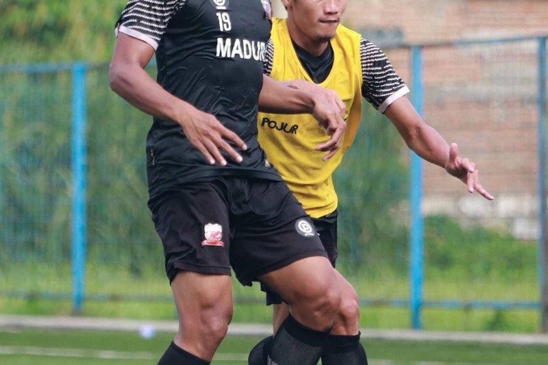 Kapten Madura United ajak rekan setim manfaatkan momentum Ramadhan