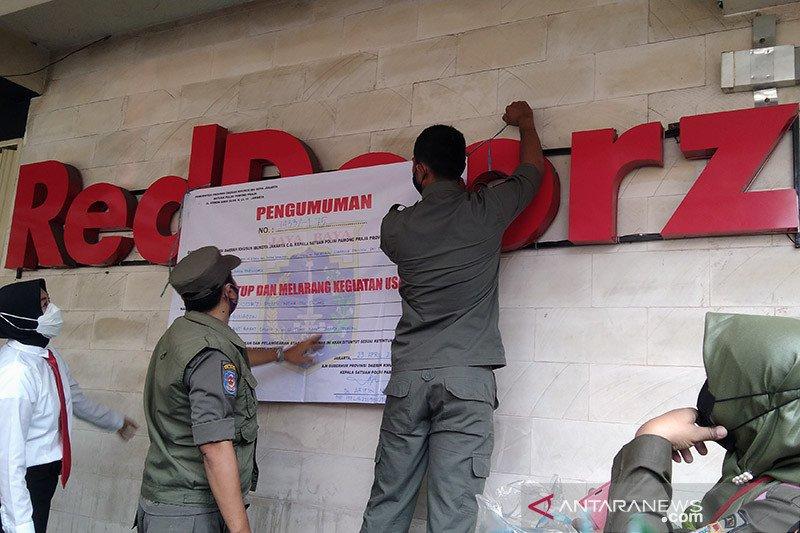 Satpol PP DKI tutup hotel RedDoorz Tebet terkait prostitusi daring