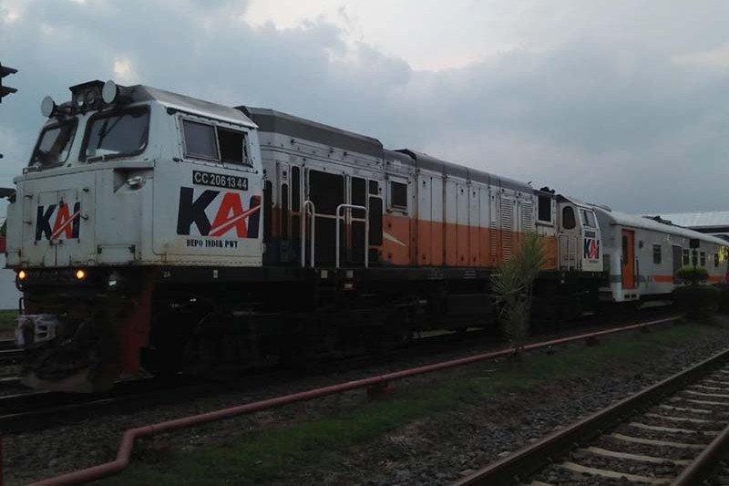 KAI jalankan KA Kertanegara relasi Purwokerto-Malang pada 1-5 Mei