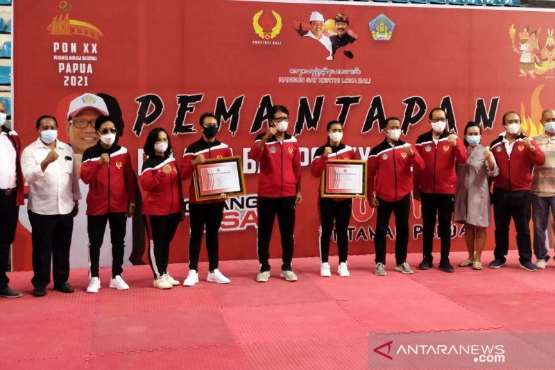 KONI Bali gelar Pelatda 251 atlet hadapi PON XX