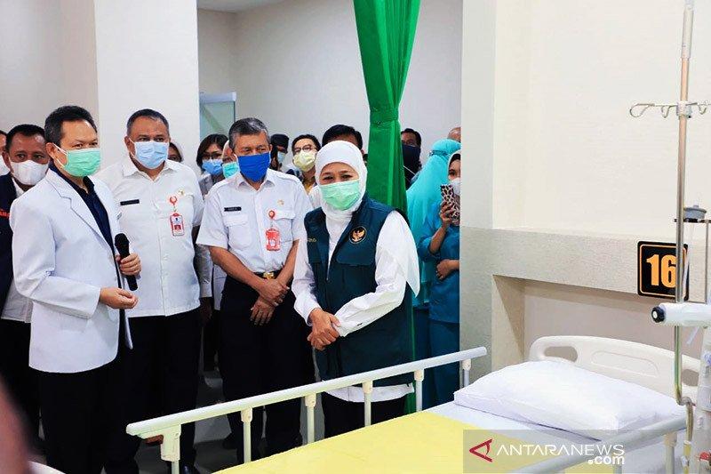 Khofifah: Rumah sakit milik Pemprov Jatim harus terus berinovasi