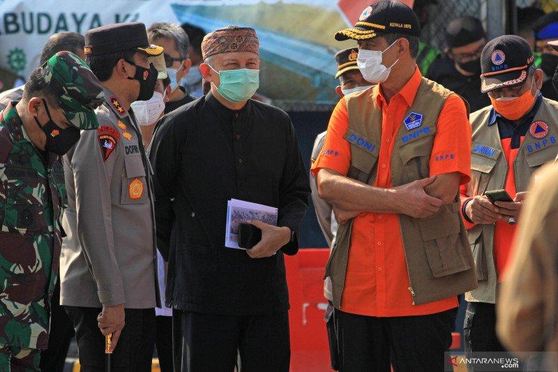 Doni Monardo harap dunia usaha sensitif situasi pandemi nasional