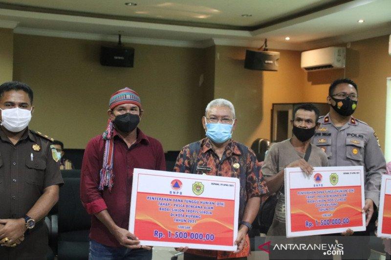 261 KK di Kota Kupang dapat bantuan dana tunggu hunian