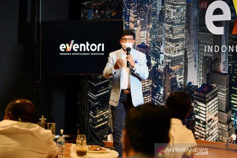 Menkominfo sebut industri hiburan perlu dukungan teknologi digital