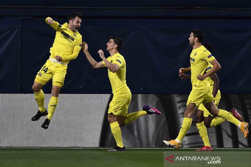 Liga Eropa: Villarreal menang atas tamunya Arsenal 2-1