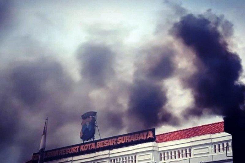 Polri amankan sejumlah anggota Polrestabes Surabaya diduga narkoba