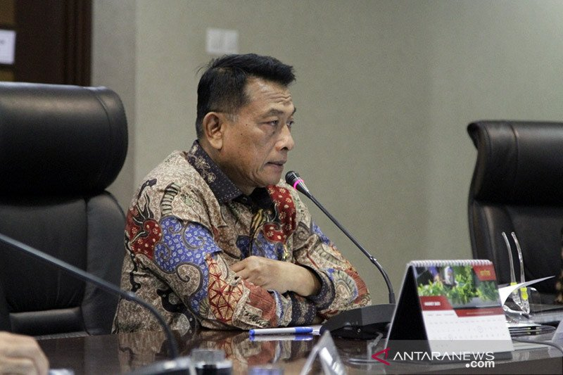 Moeldoko surati Menkes agar bangun RSJ di enam provinsi