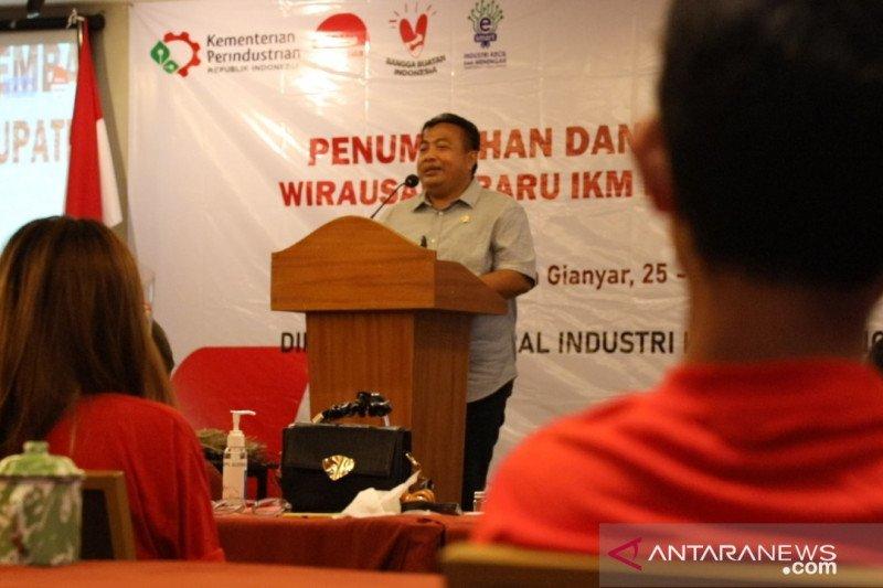 Anggota DPR I Nyoman Patra fokus pengembangan UMKM di Bali