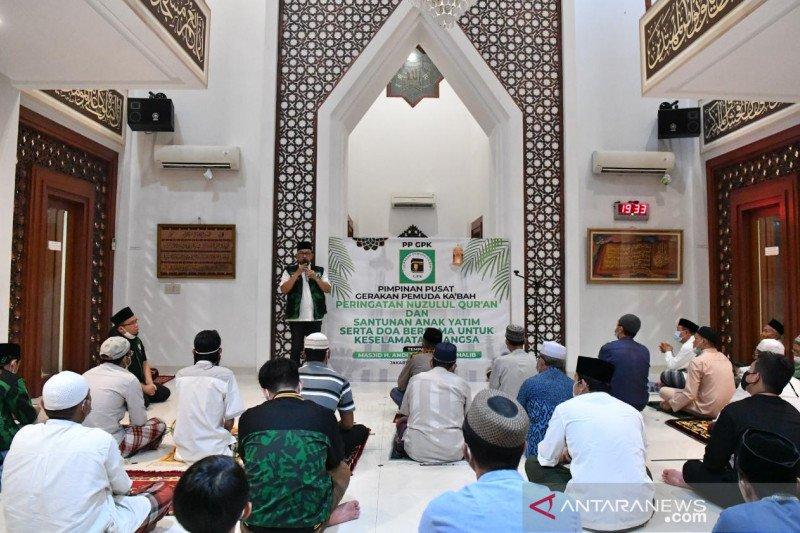 Peringati Nuzulul Quran, GPK gelar doa bersama untuk awak KRI Nanggala