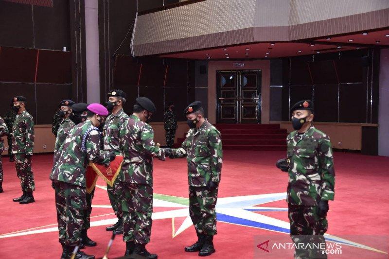 Panglima TNI pimpin penyerahan jabatan Dansesko dan Dankodiklat TNI