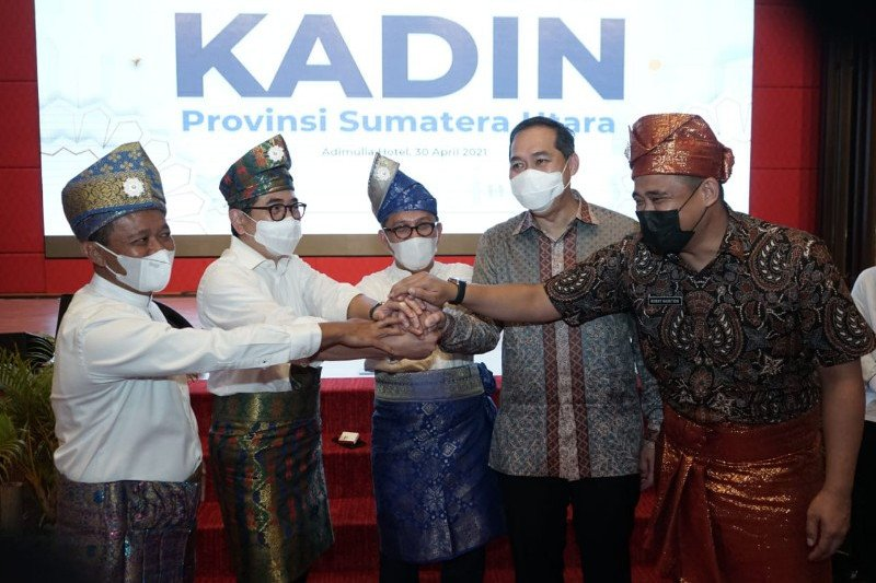Arsjad Rasjid :  Peningkatan kolaborasi Kadin dan pemerintah penting