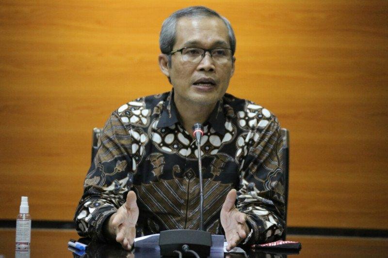 Pimpinan KPK menyerahkan tindak lanjut laporan pegawai ke Dewas