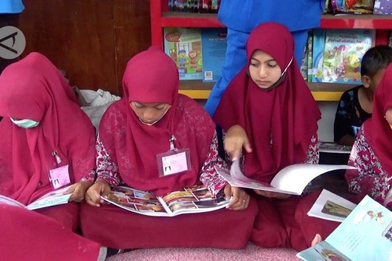 Aceh Utara miliki Kampung Bahari Nusantara binaan TNI AL