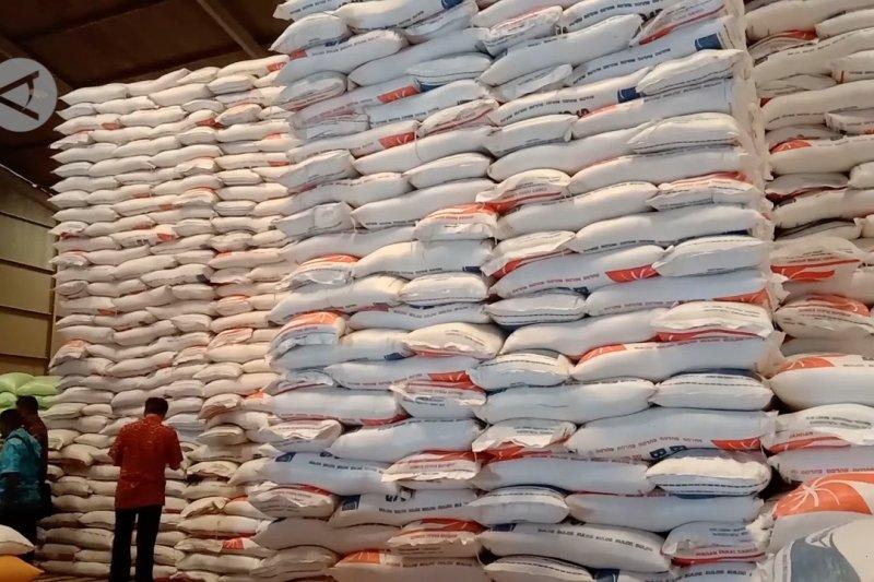 Stok beras di Papua dan Papua Barat aman
