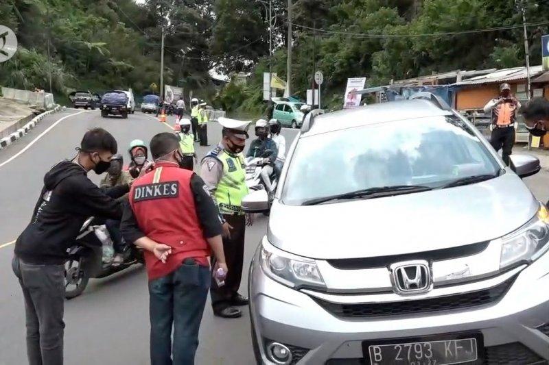 Dukung larangan mudik, Ridwan Kamil siapkan sejumlah aturan