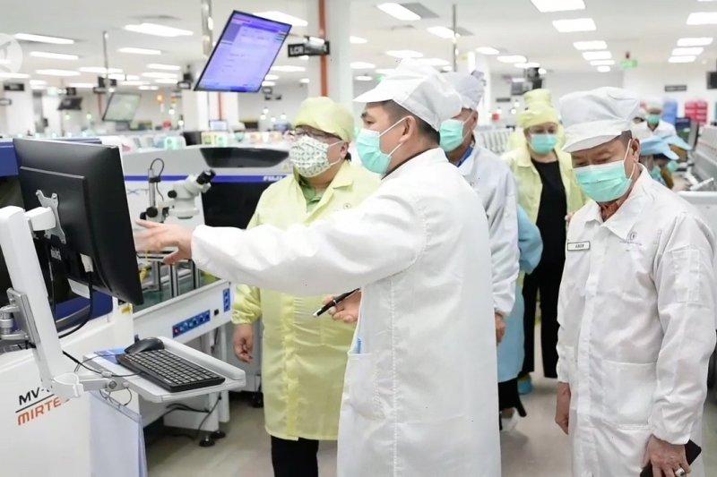 Kemenristek dorong industri dalam negeri kembangkan teknologi 5G