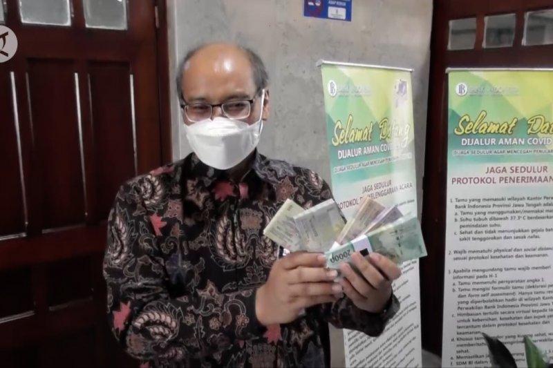 BI Jateng siapkan Rp22,1 triliun untuk penukaran uang baru