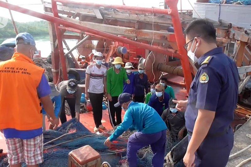 KKP pertegas komitmen pemberantasan penangkapan ikan ilegal