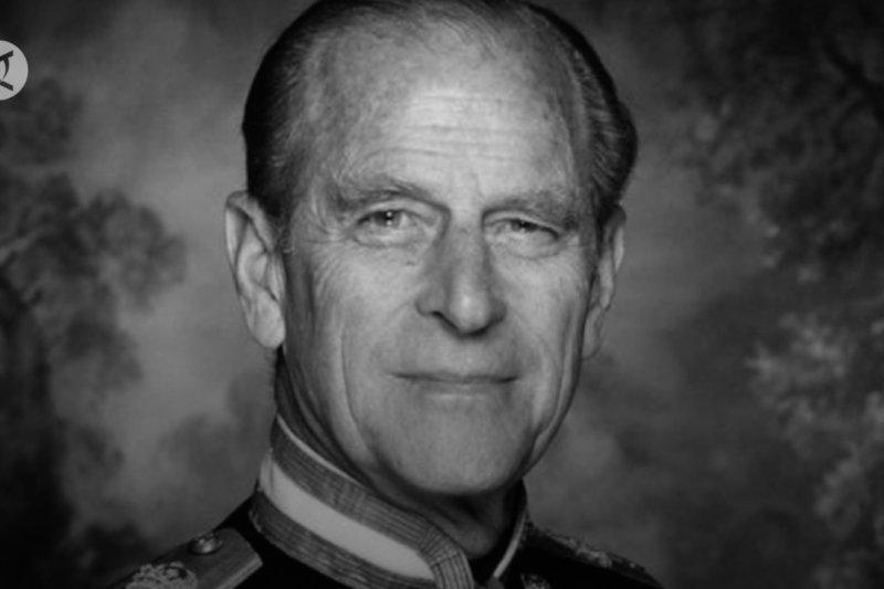 Pangeran Philip suami Ratu Elizabeth II tutup usia