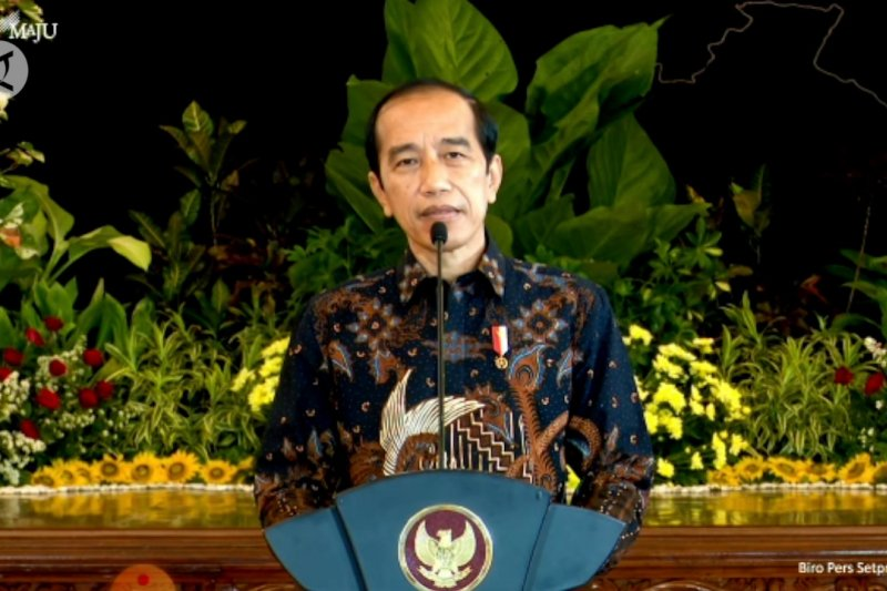 Presiden minta kepala daerah terpilih fokus pada program prioritas