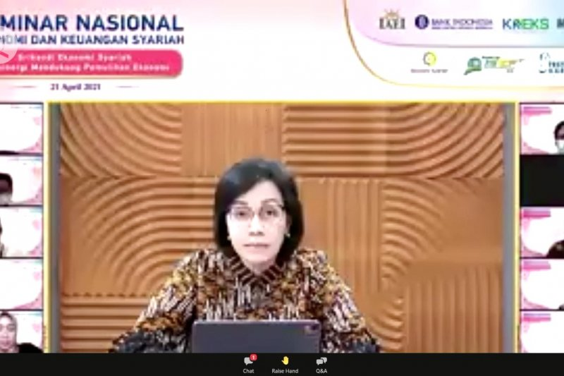 Sri Mulyani: Peran perempuan dalam perekonomian RI makin signifikan