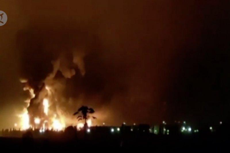 Penundaan santunan kebakaran Balongan termasuk maladministrasi