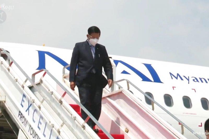 Melihat momen kedatangan para pemimpin negara hadiri KTT ASEAN