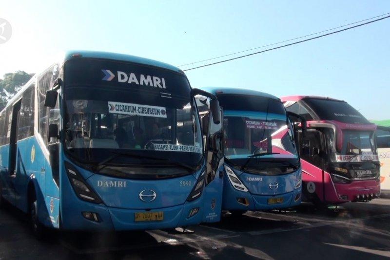 Halau pemudik, Pemkot Bandung tutup seluruh terminal
