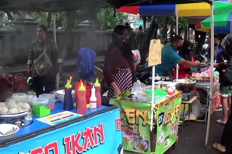 Pencairan BLT UMKM Bandung tertinggi di Jabar