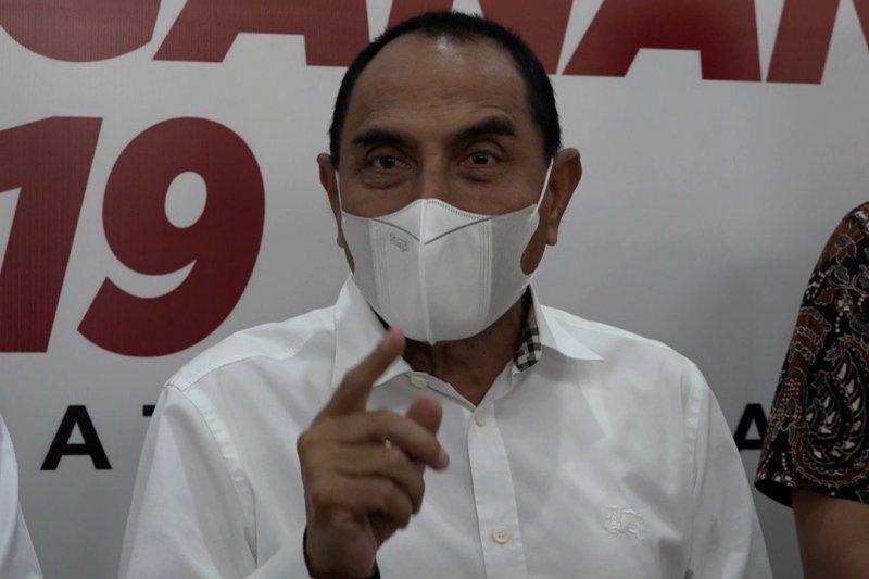 Gubernur Sumut tekankan 2 langkah selama peniadaan mudik