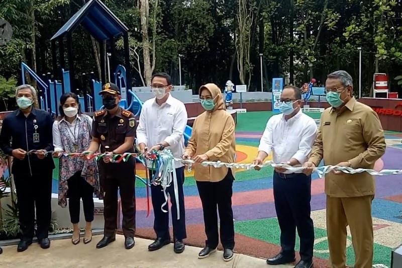 BUMN Pertamina hadirkan taman edukasi pertama di Tangsel
