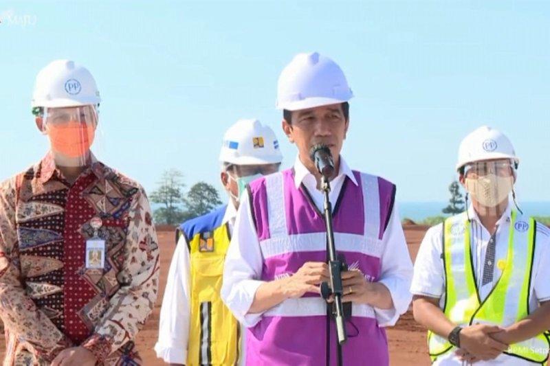 Jokowi: Industri kaca di Batang terbesar se-ASEAN