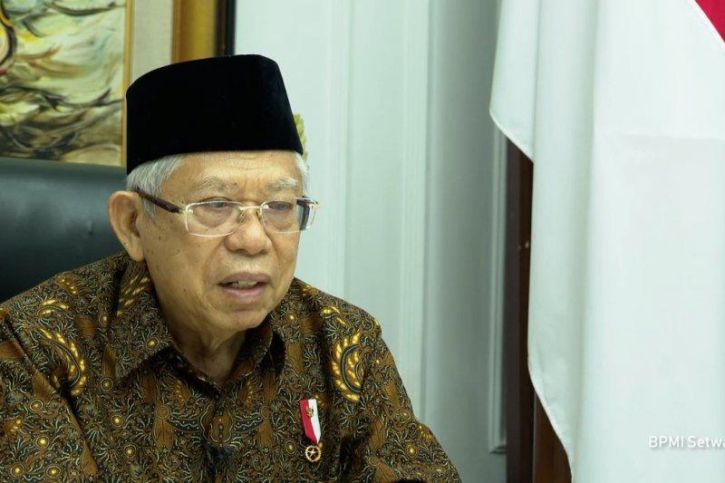 Perkuat kerukunan, Wapres apresiasi dialog Islam-Konghucu