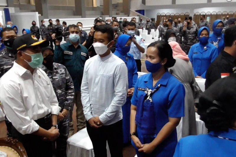 Pesan Presiden Jokowi untuk keluarga awak Nanggala