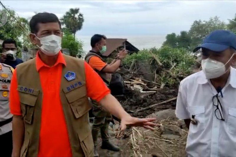 BNPB pastikan pertolongan maksimal bagi warga terdampak banjir