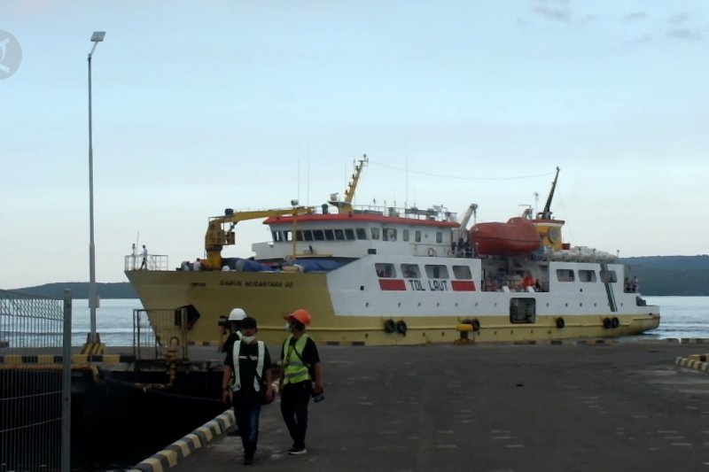 Menhub: Tol laut Banyuwangi-NTB perkuat konektivitas