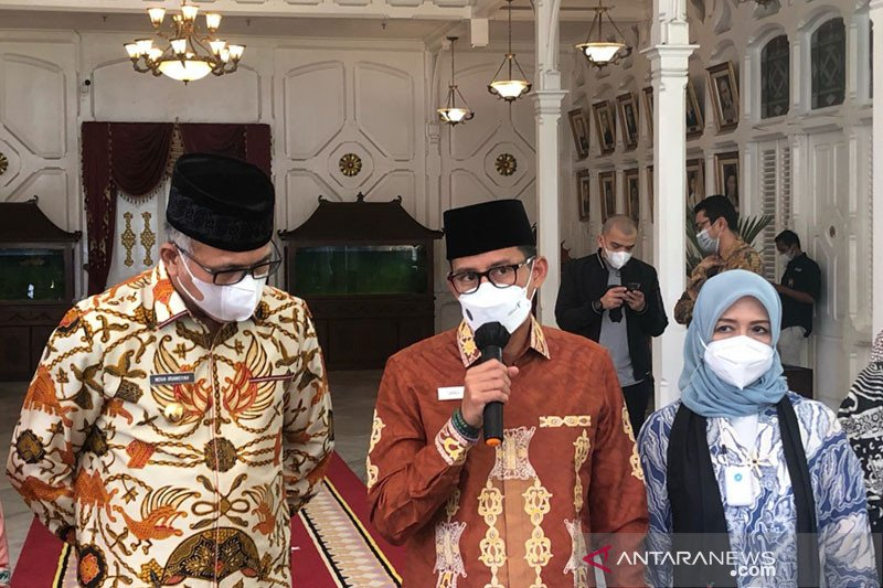 Menparekraf: Aceh opsi berwisata bagi wisatawan nusantara