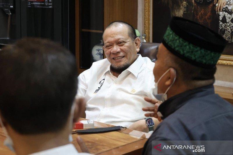 Ketua DPD RI ingatkan pentingnya kelola dana desa secara transparan