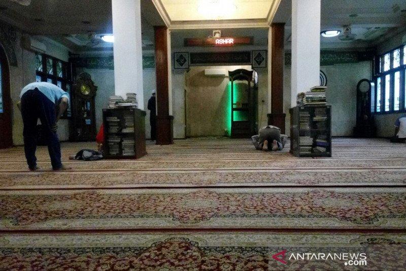 Masjid Jami Assalafiyah tiadakan kegiatan iktikaf Ramadhan tahun ini