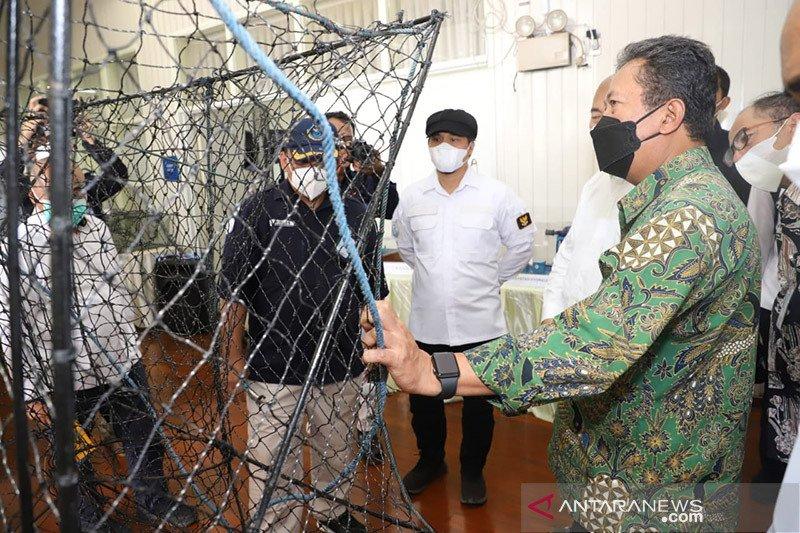Menteri ingin sebarkan penggunaan alat tangkap ikan ramah lingkungan