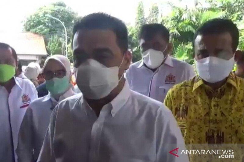 Wagub DKI minta warga kendalikan diri saat belanja di Tanah Abang
